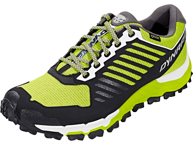 Dynafit Trailbreaker Gore-Tex Chaussures de trail Homme, lime punch/smoke
